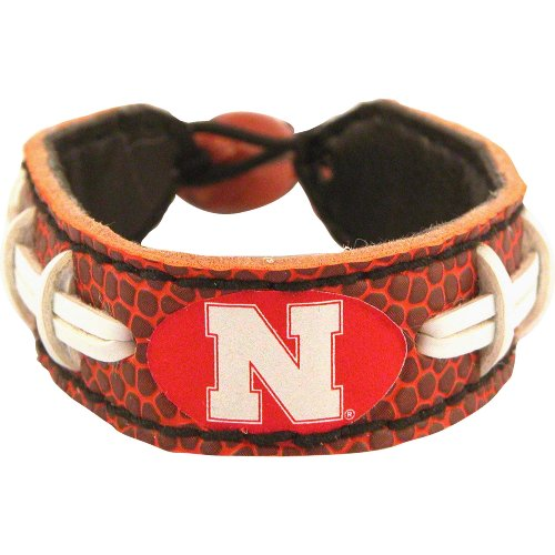 GameWear Nebraska Cornhuskers Classic Football (Football Gamewear Bracelet)