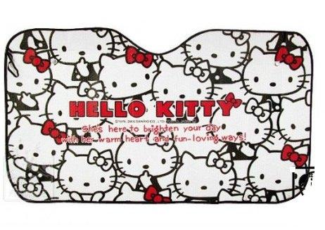 hello-kitty-car-sun-shade-rear-head-back-side-window-sunshade-cover-mesh-visor-aluminium-foil-flap