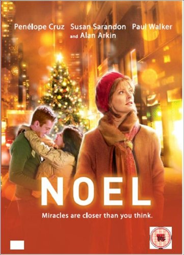 Noel [DVD]: Amazon.co.uk: Penélope Cruz, Susan Sarandon, Paul ...