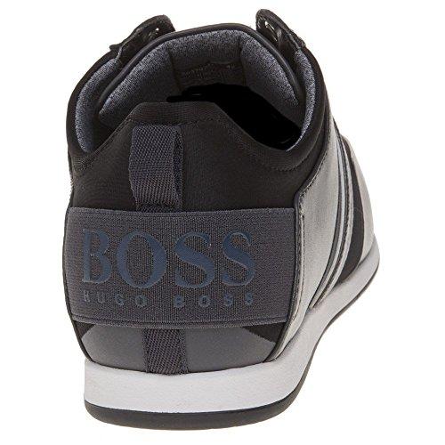 BOSS Athleisure Boss Green Maze_Lowp_Neo Herren Sneaker Grau Grau