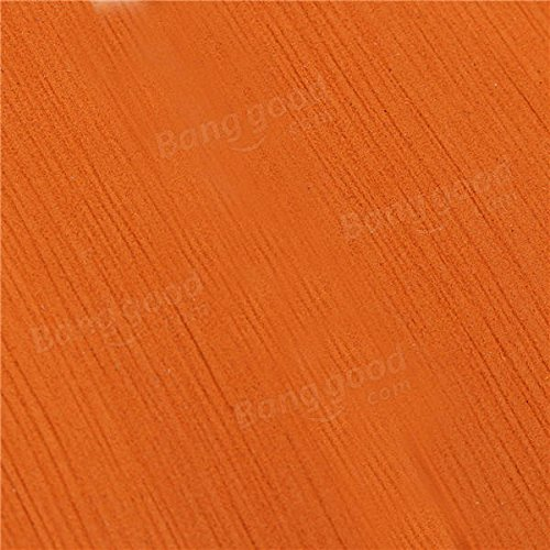 600mmx2000x6mm EVA Foam Sheet Orange Marine Flooring Teak Boat Yacht Decking She