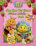 """See How You Grow: Sticker Activity Book ( """" Fifi and the Flowertots """" )"""