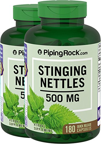 Piping Rock Stinging Capsules Supplement product image