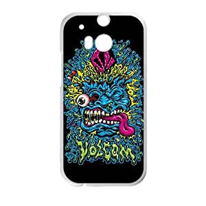 Cell Phone case Volcom Cover Custom Case For HTC One M8 MK9I402247