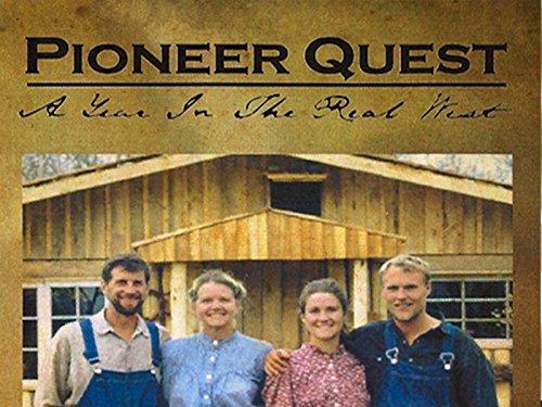 Amazon.com: Pioneer Quest: Alana Logie, Frank Logie