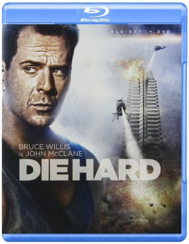 Blu-ray : Die Hard (With DVD, Digital Theater System, Widescreen, , Dubbed)