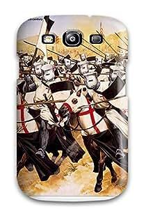 XiFu*MeiGalaxy Case - Tpu Case Protective For Galaxy S3- MedievalXiFu*Mei
