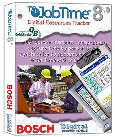 Bosch BDPTmJTV8  m JobTime   8.0 for QuickBooks