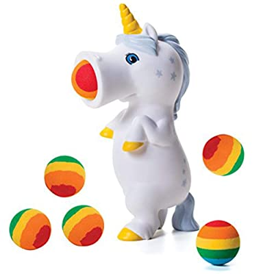 Hog Wild Toys Squeeze Poppers, Unicorn: Hog Wild: Toys & Games
