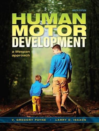 Human Motor Development:Lifespan..(Pb)