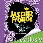 Wo ist Thursday Next? (Thursday Next 6) | Jasper Fforde