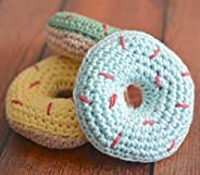 Catnip Cat Toy Interactive | Set of 3 Donuts