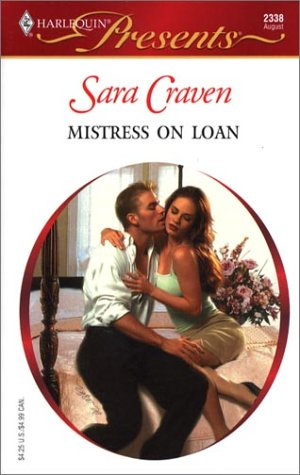 book cover of Mistress on Loan