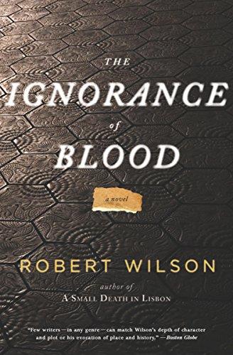 Amazon the ignorance of blood javier falcn books ebook the ignorance of blood javier falcn books by wilson robert fandeluxe Ebook collections