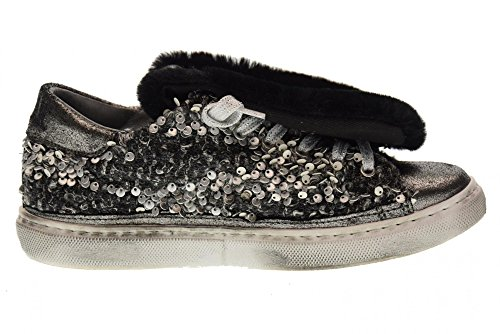 2 Star 2sd Sneakers Donna Silver Scarpe Basse 1663 dpqwrHUdWa