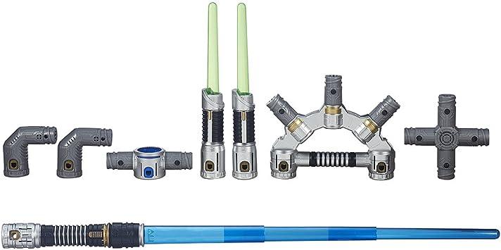 Comprar Star Wars - Kit de Espadas Sable Master Jedi (Hasbro B2949EU4)