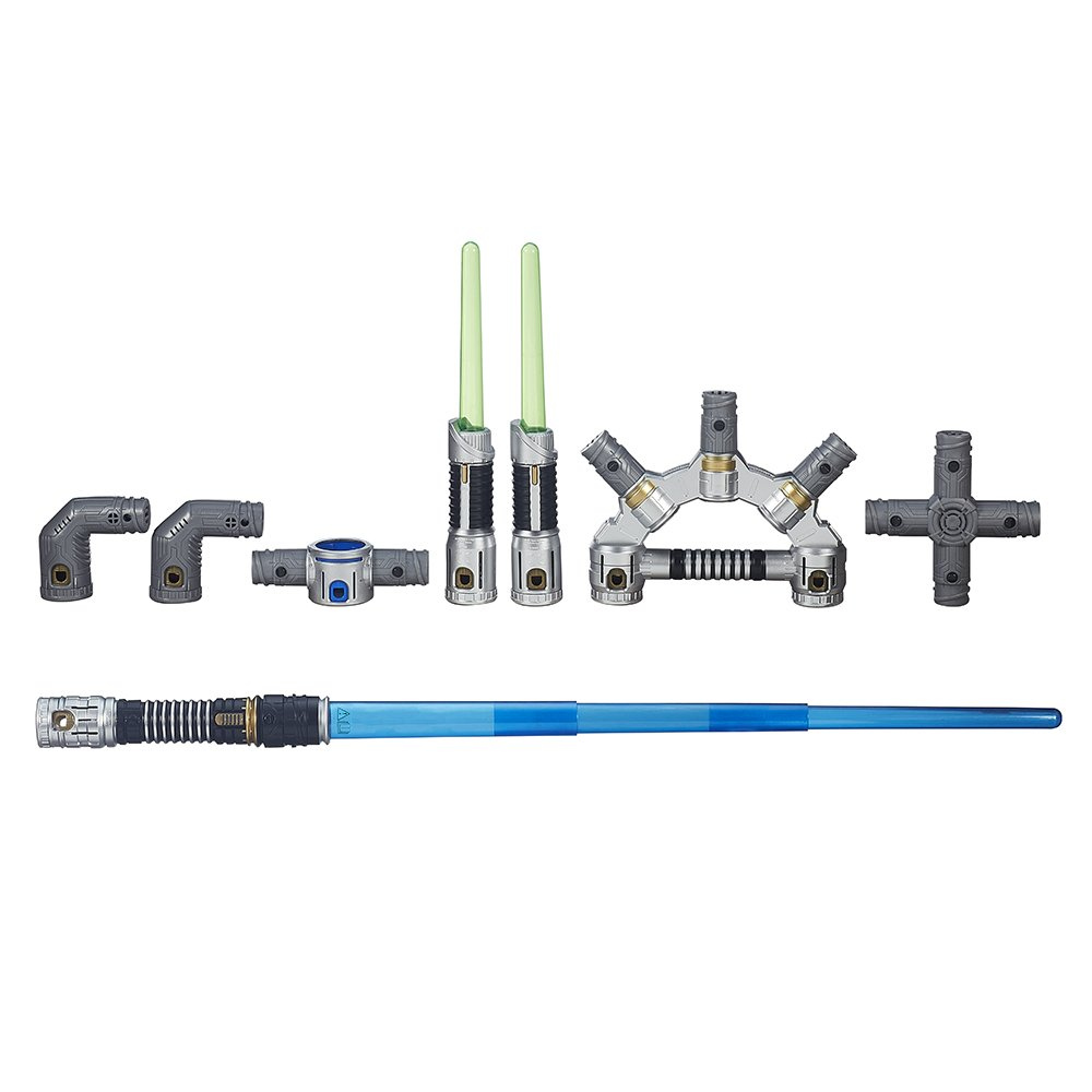 Star Wars Kit de espadas Sable Master Jedi Hasbro BEU