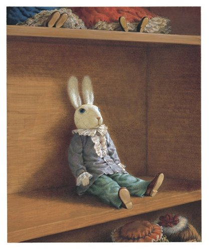 Image result for the miraculous journey of edward tulane book cover