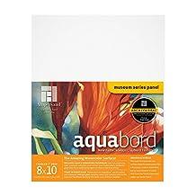 "Ampersand Art Aquabord Cradled 2"" Profile 8"" x 10"""