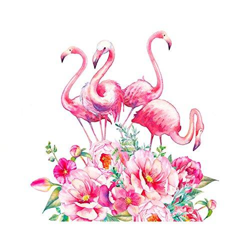 Finance Plan Clearance Sale Flamingo/Parrot 5D DIY Diamond Embroidery Painting Cross Stitch Wall Decor -