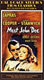 DVD : Meet John Doe [VHS]