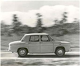 Amazon.com: 1965 Renault R8 Automobile Photo Poster