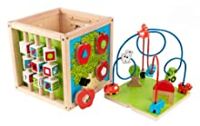 KidKraft Bead Maze Cube (Discontinued by manufacturer)