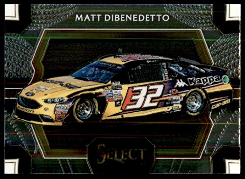 2017 Select #104 Matt DiBenedetto PP SP - NM-MT (104 Matt)