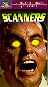 Scanners [VHS]