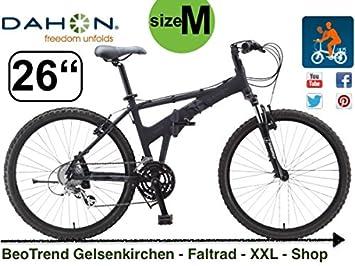 Dahon bicicleta plegable Espresso D24 26, 24 velocidades Talla M