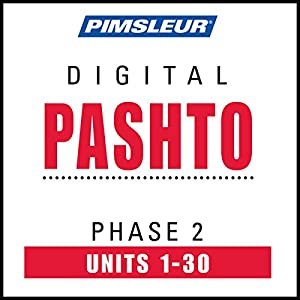 Pashto Phase 2, Units 1-30 Speech