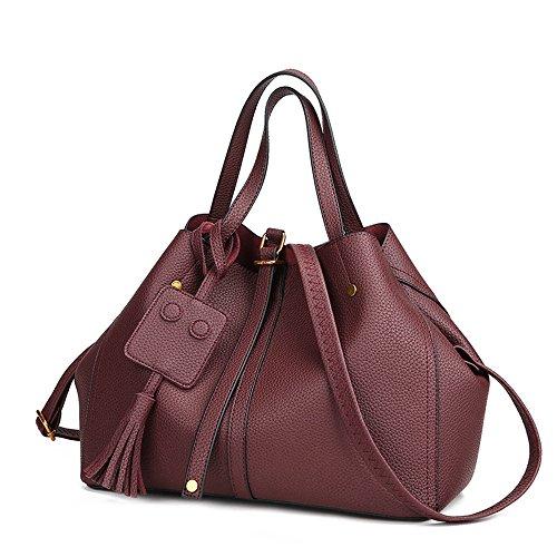 Nuevo Gules Hombro Gules Elegante Inclinado Un Spanning GWQGZ Handbag Y 7f1zqd