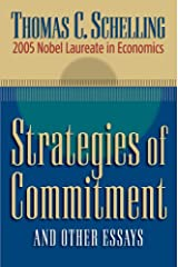 Strategies of Commitment and Other Essays Hardcover