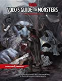 Books : Volo's Guide to Monsters