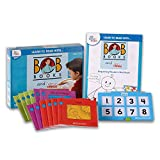 Learn to Read with Bob Books and Versatiles - (Kids Ages 3-6) Beginning Readers Educational Game Set - Level 1 Phonics Reading Books for Children with 12 Bob Books, Answer Case, and Workbook