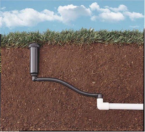Toro 53785 3/4-Inch Sprinkler System Flexible Funny Pipe Flex Assembly