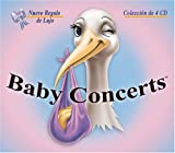 Baby Concerts El Estuche de Regalo Lujo Colección de 4 CD
