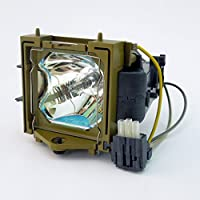 GOLDENRIVER SP-LAMP-017 Original Bulb Inside with Housing for INFOCUS LP540 LP640 SP50000 LS5000 ScreenPlay 5000;ASK C160 C180 KNOLL HD225 PROXIMA DP5400x DP6400x