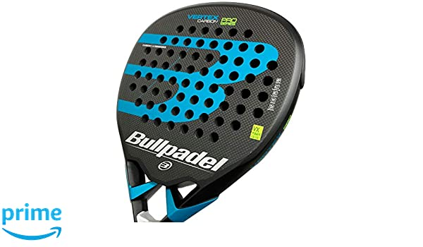 BullPadel Vertex Carbon Pro LTD Blue: Amazon.es: Deportes y aire libre