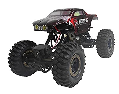 Redcat Racing Everest-16 Electric Rock Crawler with 2.4Ghz Radio Control (1/16 Scale)