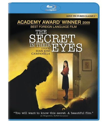 The Secret in Their Eyes [Blu-ray] by Sony Pictures Classics