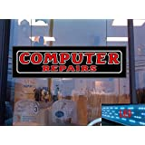 Computer Repairs LED Light Up Sign