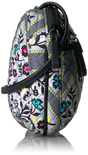 Iconic Leaf Cotton Crossbody Bradley Little Rfid Vera Signature Heritage ASqwH
