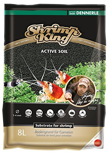 Shrimp King Active Soil - 8L bag by Dennerle