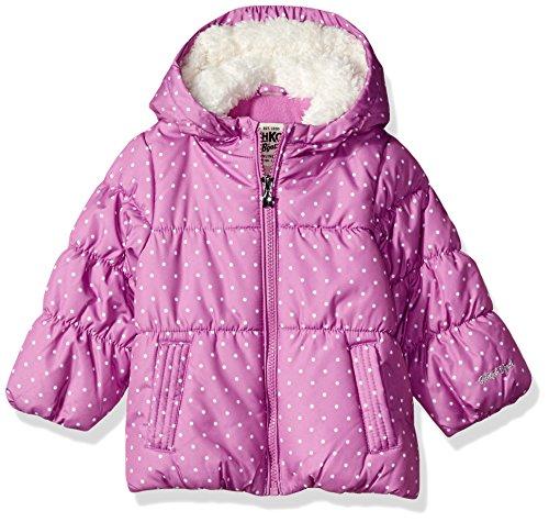 4d8092163 OshKosh B Gosh Osh Kosh Baby Girls Perfect Heavyweight Jacket Coat ...