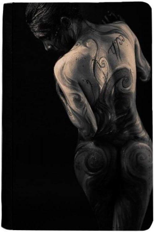 beatChong Tatuaje del Cuerpo Desnudo Culo Trasero Monedero ...