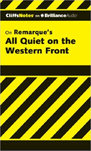 The epub front on quiet western all