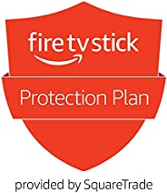 2-Year Protection Plan for Fire TV Stick with all-new Alexa Voice Remote, streaming media player (2019 release