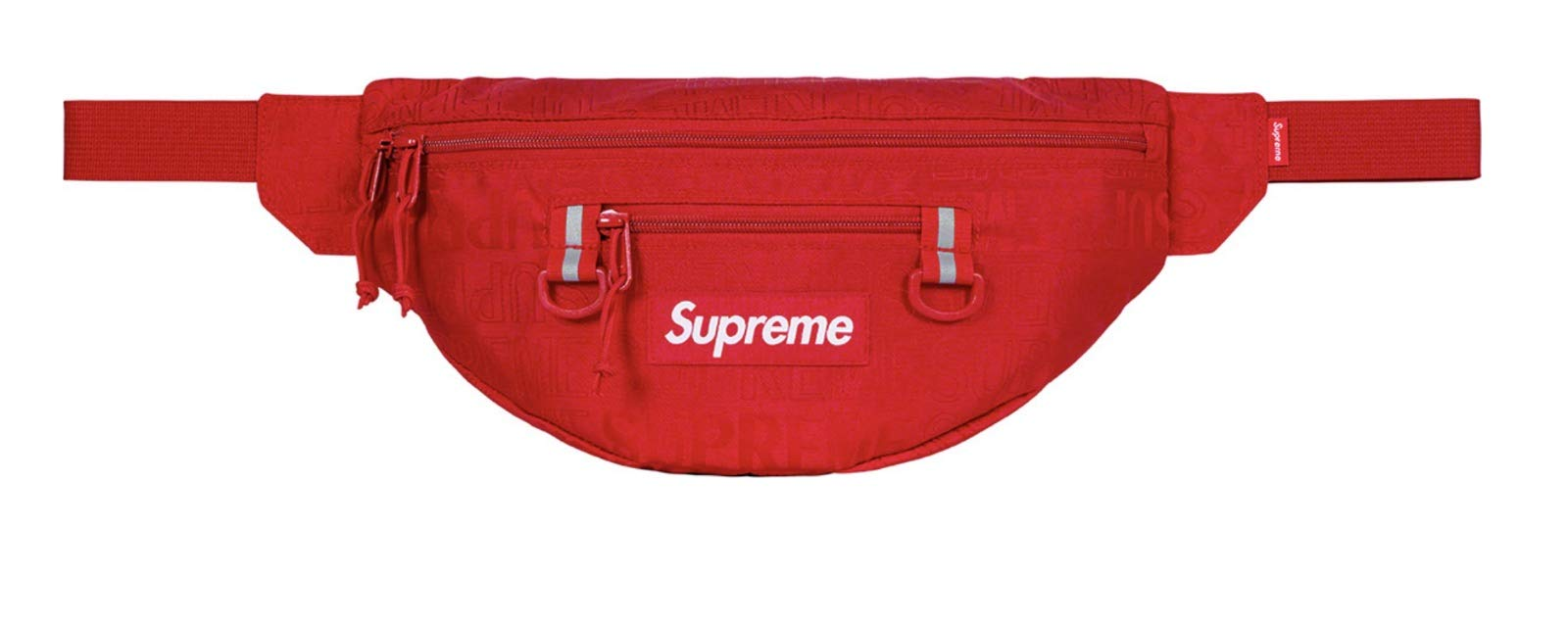 Supreme Waist Bag Fanny Pack Red SS19 Brand New 100% Authentic Real Designer Rare