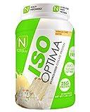 Cheap NutraKey ISO Optima Vanilla Cake Protein Supplements, 2.3 Pound